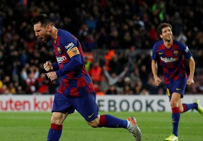 ظاهر بازیکنان بارسلونا سوژه تمسخر اهالی فضای مجازی شد، شکارچیان اشباح وارد می شوند!
