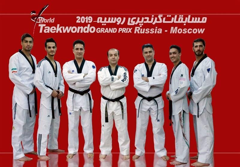 آدینه شروع مبارزات 128 تکواندوکار از 42 کشور در فینال گرندپری مسکو