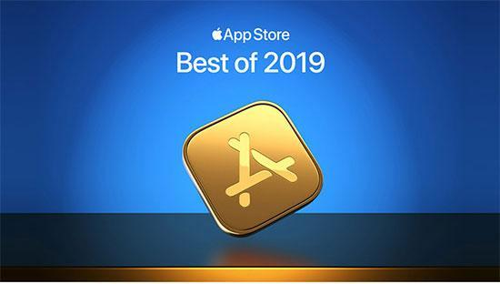 بهترین اپلیکیشن ها و بازی های اپ استور در سال 2019