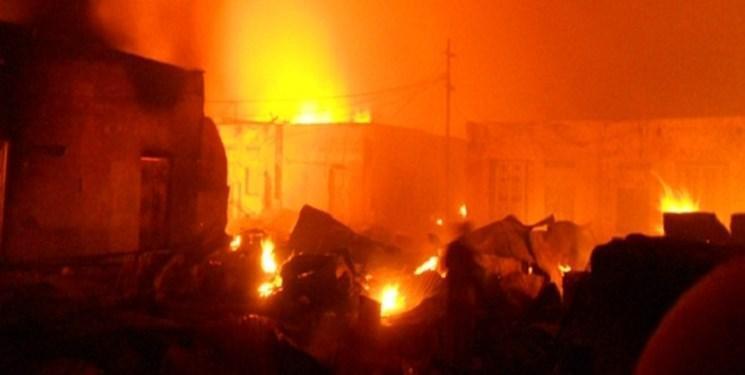 شنیده شدن صدای انفجار در نزدیکی کاخ رسایت جمهوری سومالی