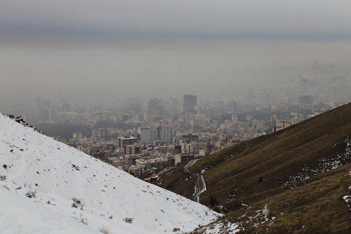 کوهنوردی زیر 3000 متر در الودگی هوا ممنوع!