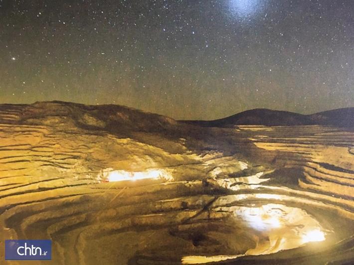 انگوران بزرگ ترین معدن سرب و روی خاورمیانه گردشگر می پذیرد