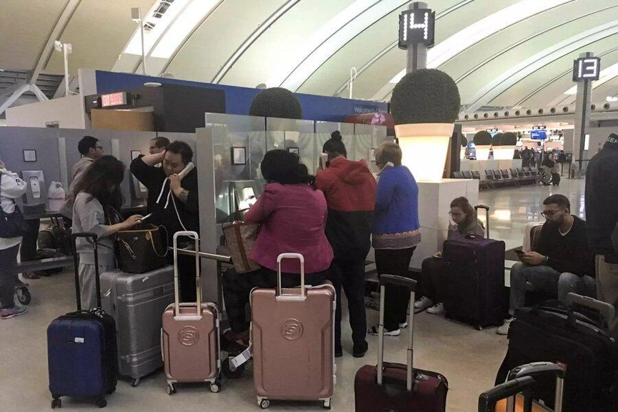 60 درصد تورهای مسافرتی به دلیل کرونا کنسل شد