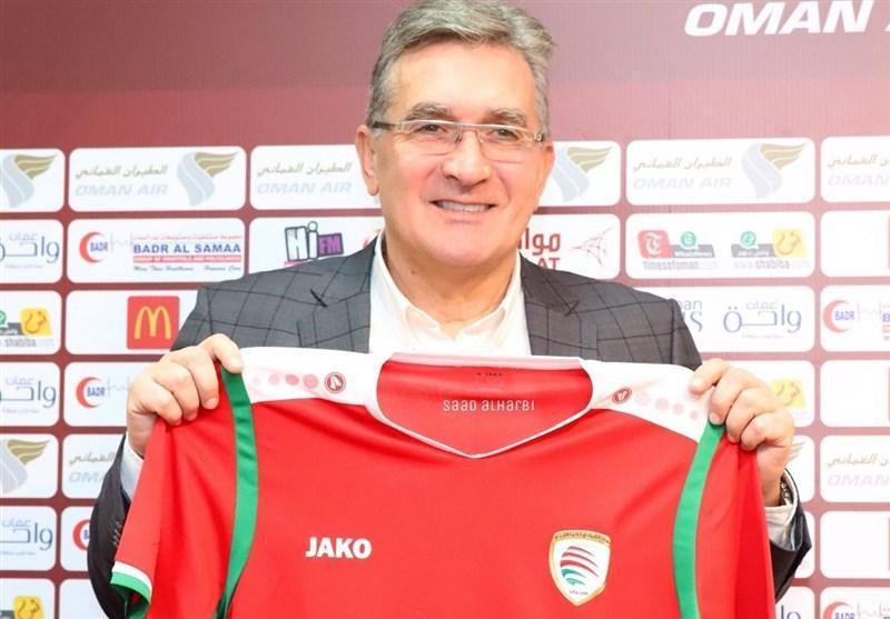 برانکو: فقط بازیکنان شایسته در تیم ملی عمان بازی می نمایند، کوشش می کنیم چیزهای زیادی را تغییر دهیم