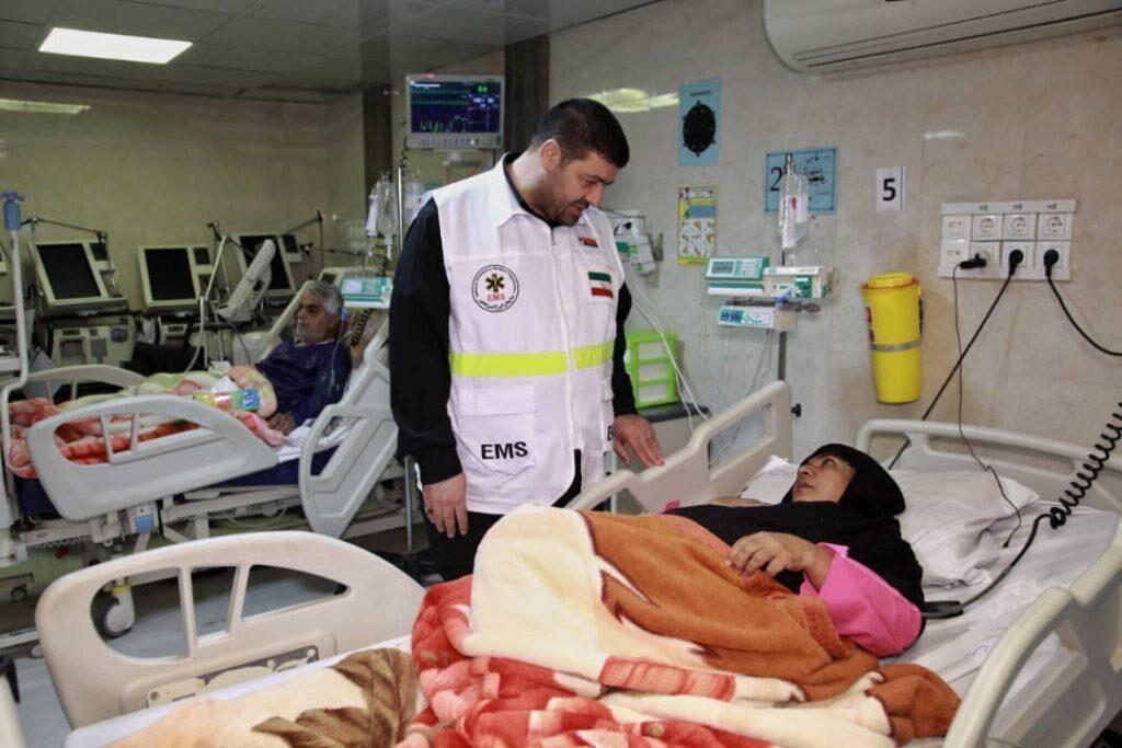 انتقال 169 مادر باردار پرخطر از مناطق سیل زده به مراکز درمانی