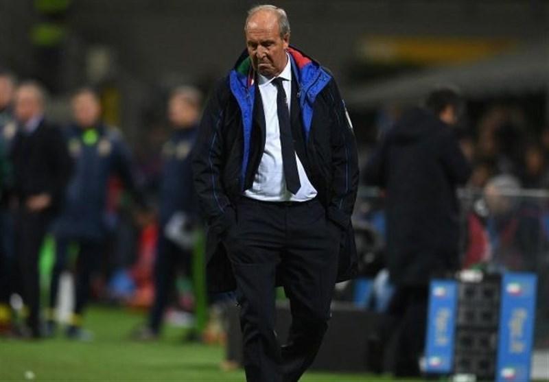 درگیری ونتورا با بازیکنان ایتالیا، آقای سرمربی یواشکی هتل تیم را ترک کرد!