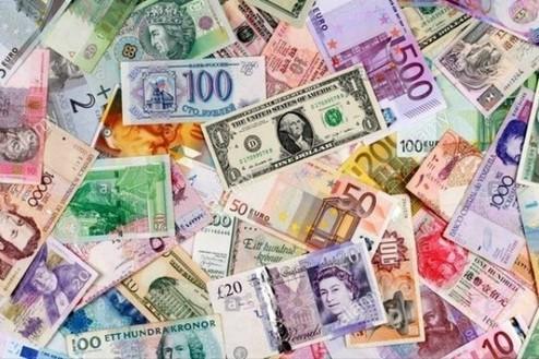 جزئیات نرخ رسمی انواع ارز ، قیمت یورو و پوند افزایش یافت