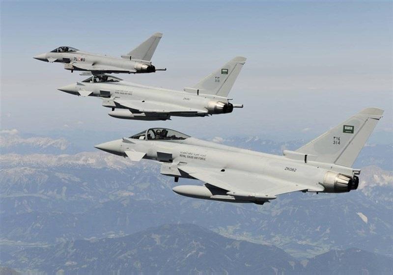 فرار جنگنده های سعودی از بیم سامانه دفاع موشکی یمن