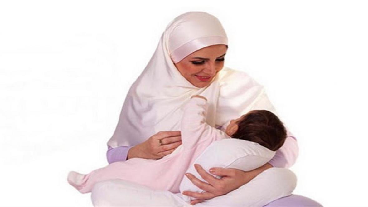 دعا هایی برای افزایش شیر مادر