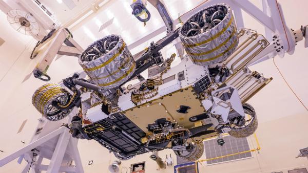ناسا آماده ارسال هلیکوپتر به مریخ است