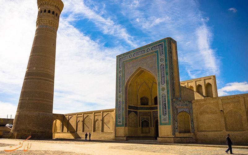 معرفی کامل شهر تاریخی بخارا در ازبکستان