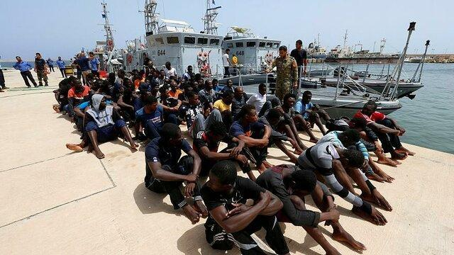 فرار پناهجویان آفریقایی از اروپا به آفریقا به خاطر کرونا