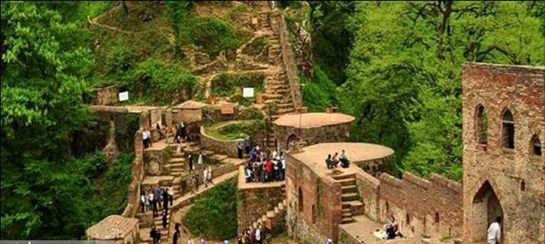 برای سنجش قدمت قلعه رودخان کاوش باستان شناسی انجام می گردد، عدم بازسازی 60 درصد قلعه رودخان