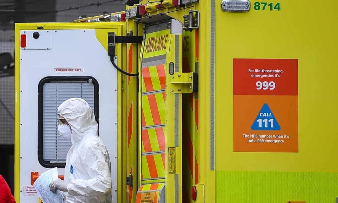 رکورد بی سابقه مرگ و میر ناشی از کرونا در انگلستان