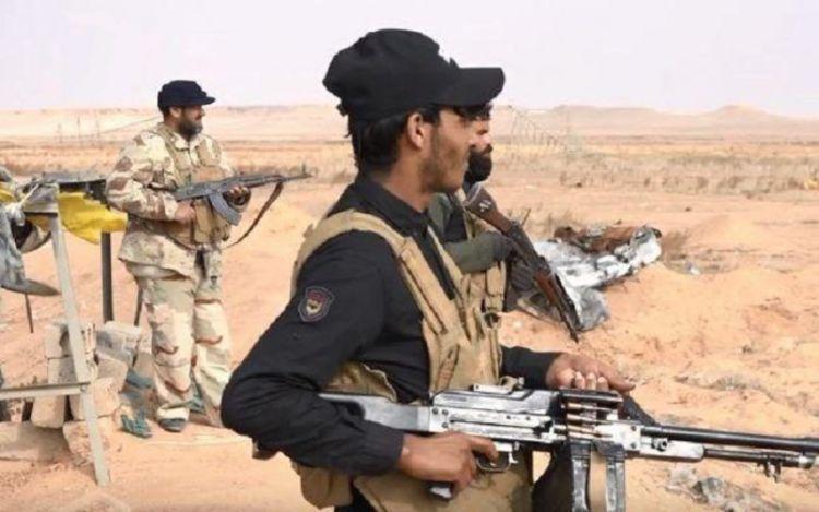 شهادت 11 عضو حشد شعبی در حمله داعش به سامرا