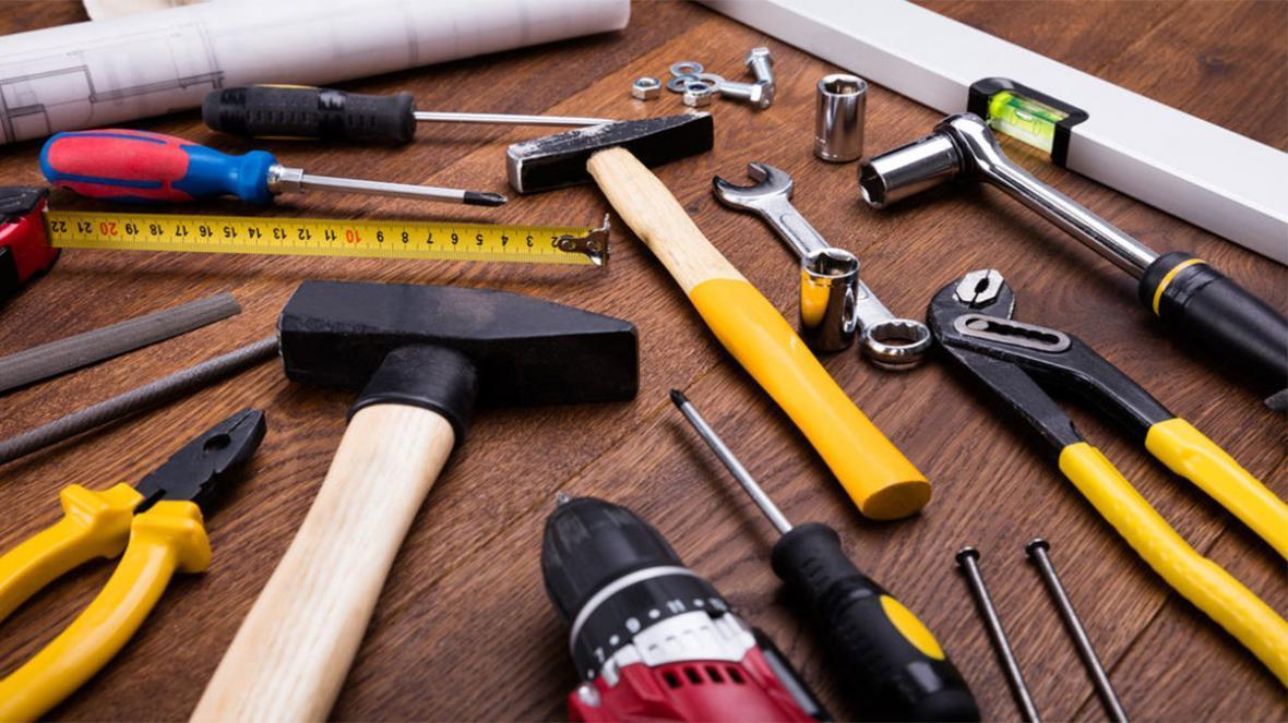 ابزارآلات ساختمانی : معرفی 24 ابزار پرکاربرد ساخت و ساز