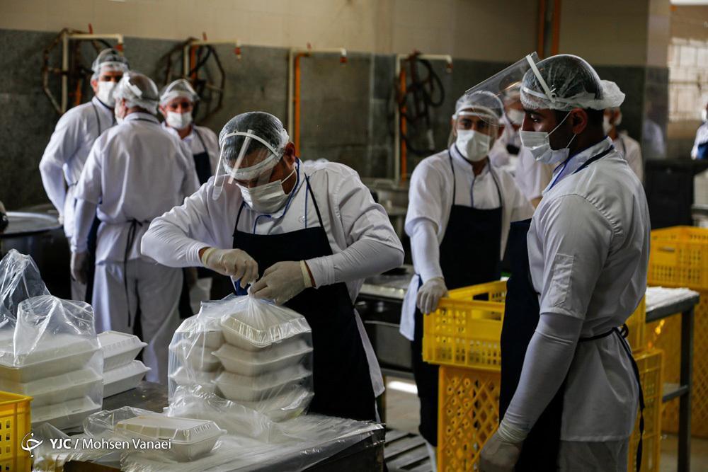 توزیع بیش از 800 هزار غذای گرم بین نیازمندان تهرانی