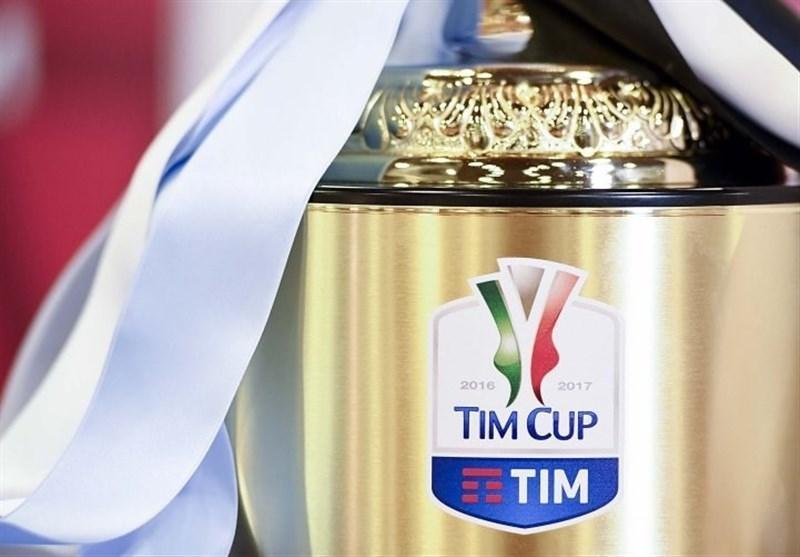 جام حذفی ایتالیا، اترکیب اصلی ناپولی و یوونتوس اعلام شد