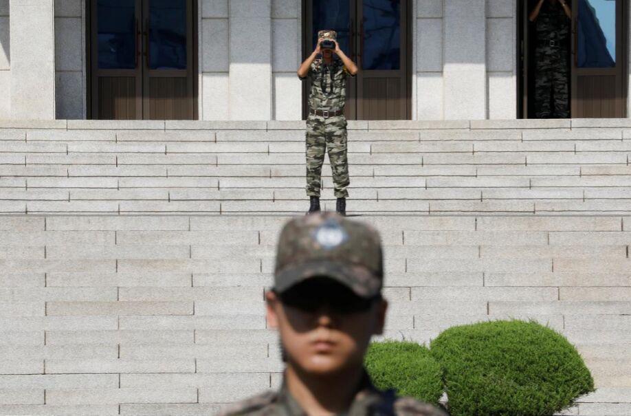 خبرنگاران هشدارهای متقابل دو کره به یکدیگر