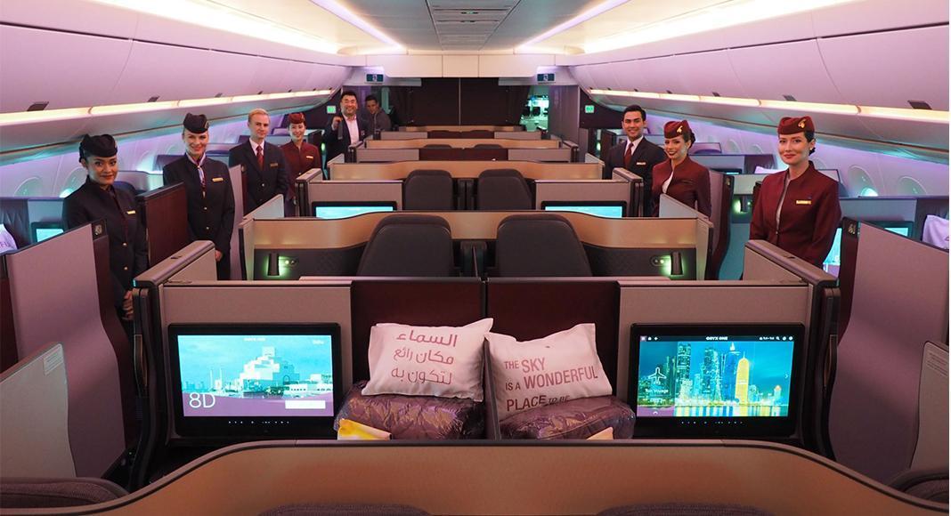 پروازهای قطر ایرویز از ایران به مقاصد بین المللی
