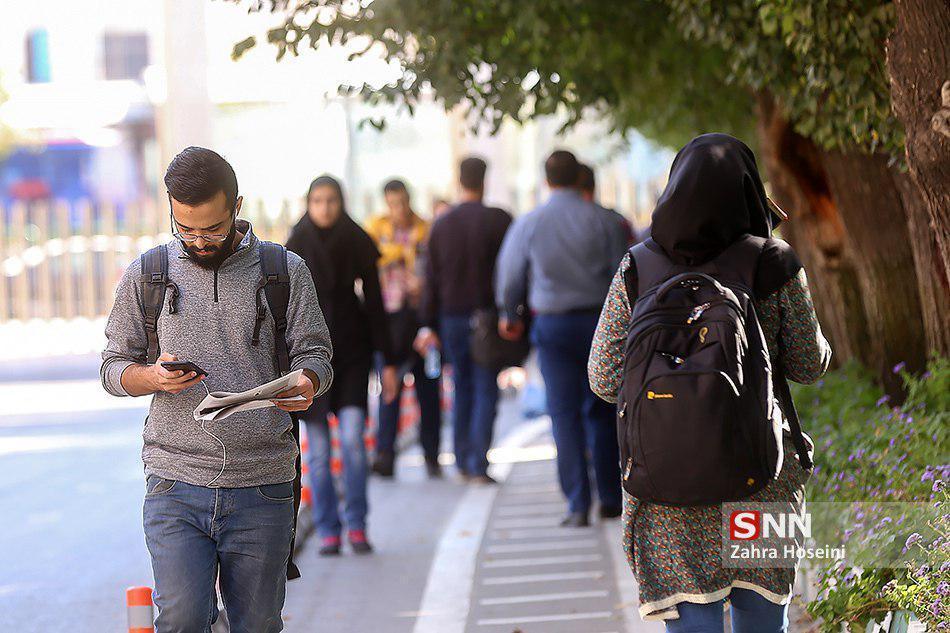 امتحانات مجازی دانشجویان دانشگاه ارومیه تا 15 مرداد ادامه دارد