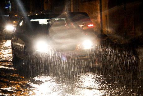 هواشناسی، هشدار نسبت به وقوع رگبار باران