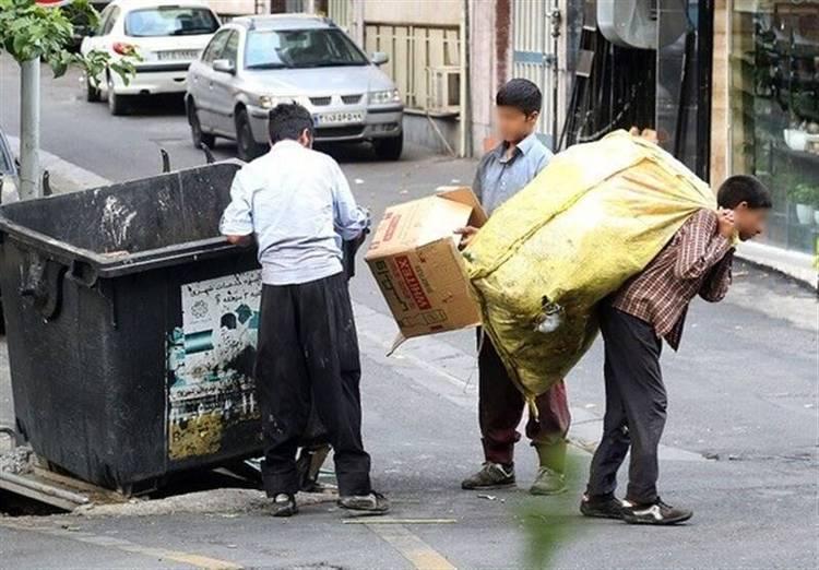 80 درصد بچه ها کار در تهران ایرانی نیستند