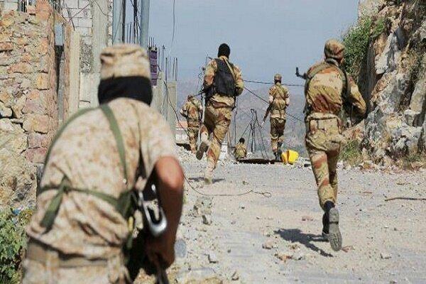 تشدید درگیری میان مزدوران سعودی و اماراتی در یمن