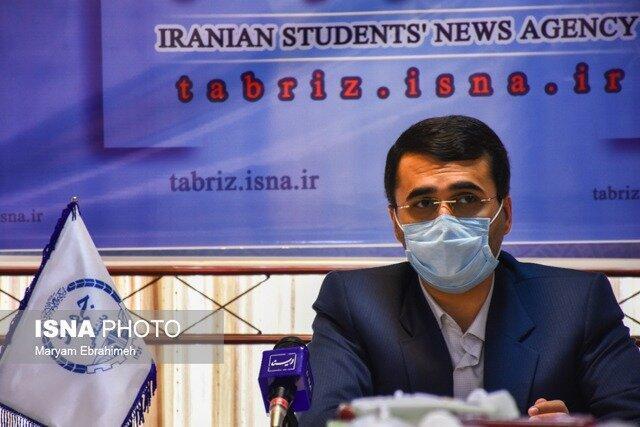 قرنطینه خانگی نماینده مردم تبریز