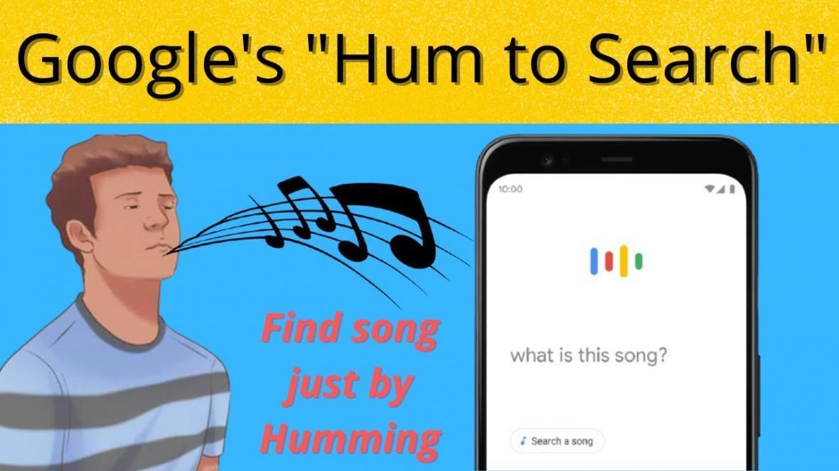 فقط ملودی یک ترانه یادتان مانده؟ با زمزمه کردن همین ملودی گوگل برایتان پیدایش می نماید!