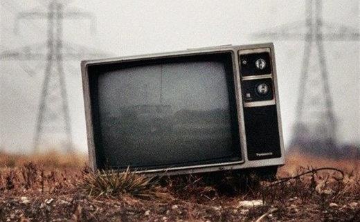 یک تلویزیون قدیمی اینترنت یک دهکده را قطع می کرد