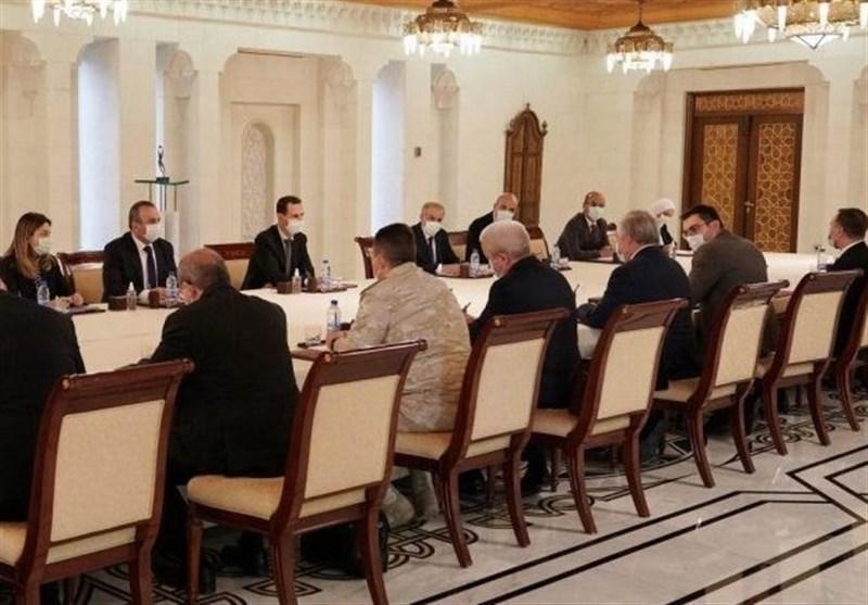 سوریه، جزئیات ملاقات هیئت بلندپایه روس با بشار اسد
