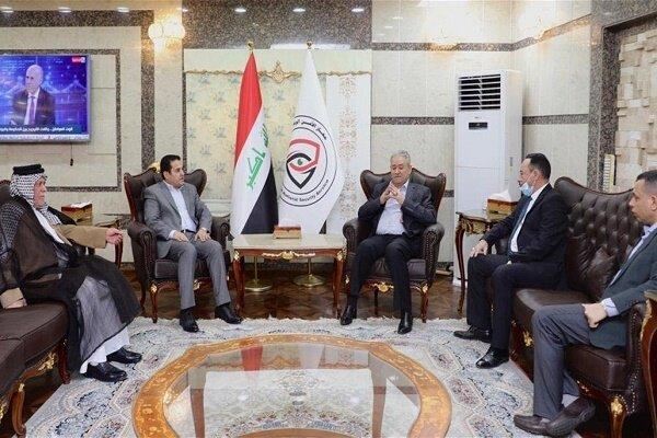 قاسم الاعرجی بر لزوم گسترش امنیت در نقاط مختلف عراق تأکید کرد