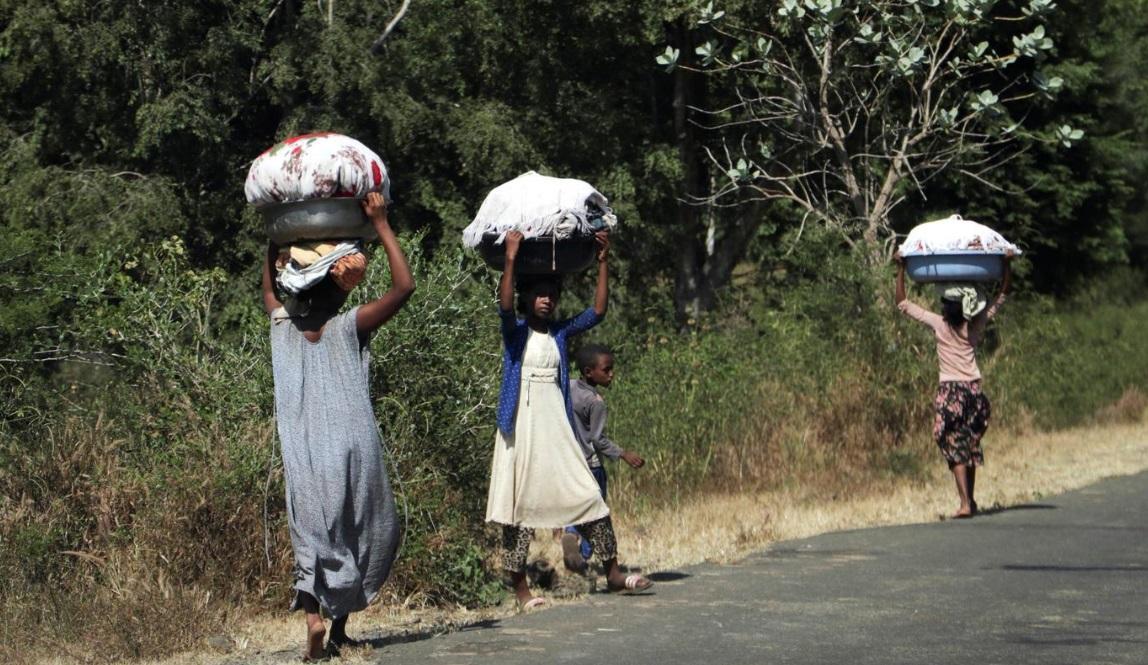 درگیری اتیوپی؛ فرار جنگ زدگان به سمت مرزهای سودان، احتمال آوارگی 9 میلیون نفر