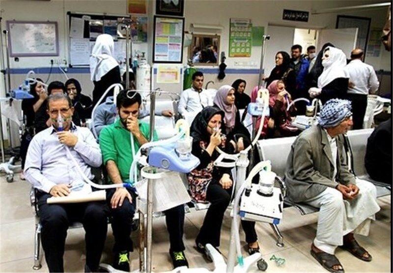 خبرنگاران سه هزار و 923 نفر آخرین آمار مراجعان تنفسی بارندگی در خوزستان
