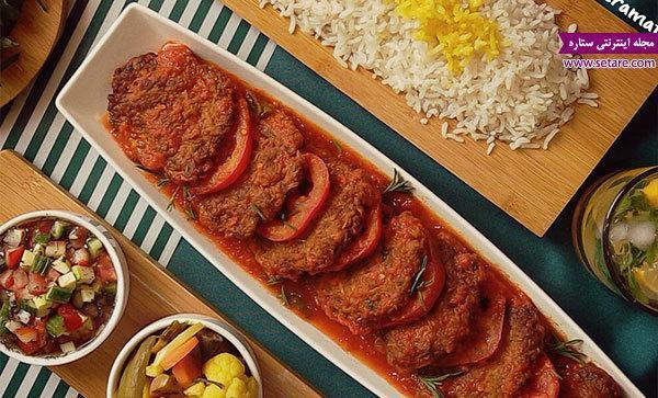 طرز تهیه ترشه شامی گیلانی خوشمزه