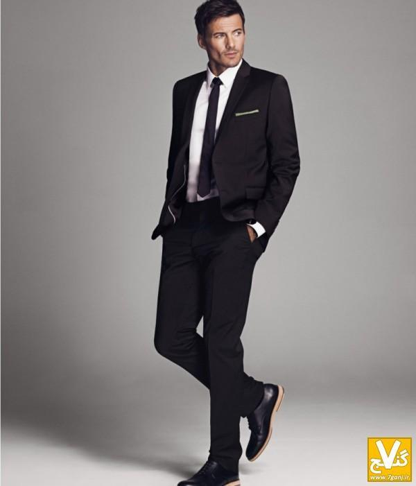 جدیدترین و زیباترین مدل های کت و شلوار مردانه 2014 - سری 1