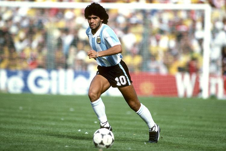 10 جمله خاطره انگیز دیگو مارادونا
