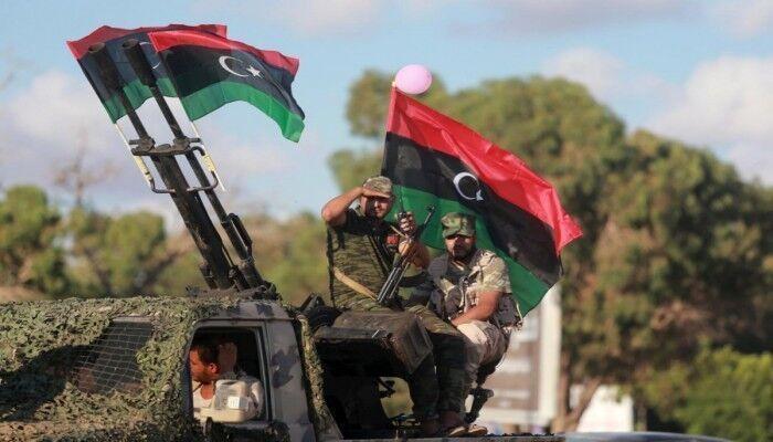 درخواست فرانسه برای اجرای توافق آتش بس در لیبی