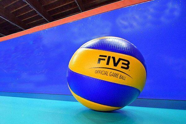 نحوه صعود تیم های والیبال به رقابت های قهرمانی دنیا معین شد