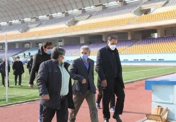 مراسم معارفه رئیس آموزشگاه باشگاه استقلال برگزار گردید