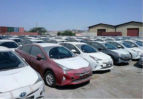 رایزنی مناطق آزاد برای ترانزیت خودرو