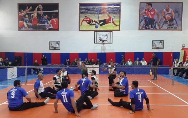 خبرنگاران برنامه مسابقات لیگ برتر والیبال نشسته کشور در گنبدکاووس اعلام شد