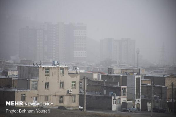 میزان دی اکسید نیتروژن در هوای پایتخت، پایش آلایندگی با ماهواره