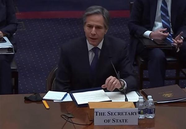 بلینکن: تصمیمی درباره خروج نظامی آمریکا از افغانستان گرفته نشده است
