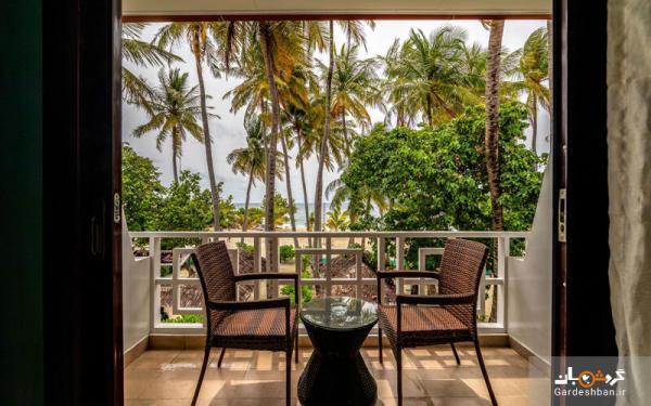 هتل کریستال سندز ویلا؛هتل ساحلی در جزیره مافوشی مالدیو، عکس