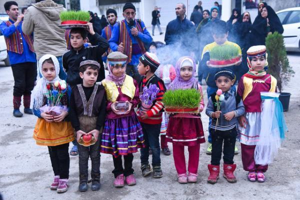 سنت های فراموش شده نوروز