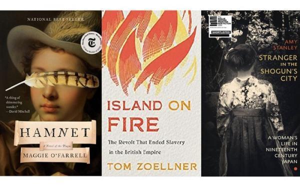 معرفی برترین کتاب های سال 2020 از نگاه حلقه منتقدان کتاب