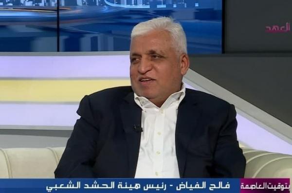 رئیس حشد الشعبی: مخالف نخست وزیری العبادی نبودم