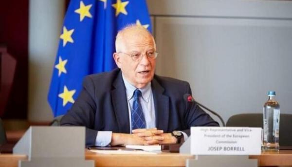 بورل: تحریم های روسیه، اتحادیه اروپا را از تنبیه ناقضان حقوق بشر باز نخواهد داشت